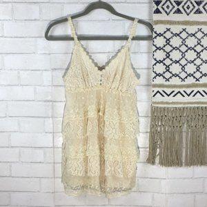 Pretty Angel Slip Dress Size Small